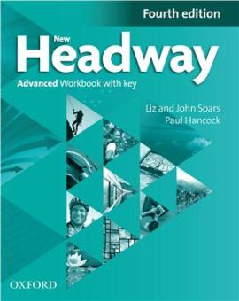 Headway: Workbook Advanced level - фото книги