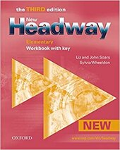 Headway: Workbook (with Key) Elementary level - фото обкладинки книги