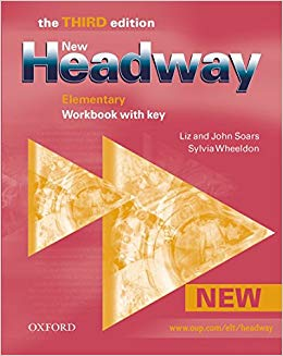 Headway: Workbook (with Key) Elementary level - фото книги