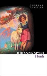 Heidi - фото обкладинки книги