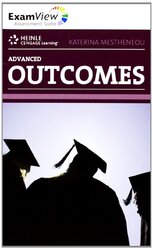 HEINLE Cengage Learning Advanced Outcomes ExamView Assessment Suite Katerina Mestheneou - фото обкладинки книги
