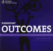 Посібник HEINLE Cengage Learning Elementary Outcomes Class Audio CDs Hugh Dellar and Andrew Walkley