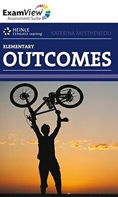 HEINLE Cengage Learning Elementary Outcomes ExamView Assessment Suite Katerina Mestheneou - фото книги