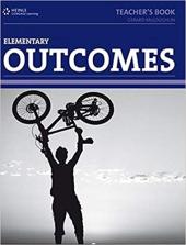HEINLE Cengage Learning Elementary Outcomes Teacher's Book Gerard McLoughlin - фото обкладинки книги