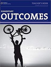 HEINLE Cengage Learning Elementary Outcomes Teacher's Book Gerard McLoughlin - фото обкладинки книги