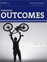 Робочий зошит HEINLE Cengage Learning Elementary Outcomes Teacher's Book Gerard McLoughlin