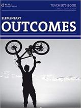 Посібник HEINLE Cengage Learning Elementary Outcomes Teacher's Book Gerard McLoughlin