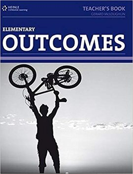 HEINLE Cengage Learning Elementary Outcomes Teacher's Book Gerard McLoughlin - фото книги