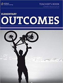 HEINLE Cengage Learning Elementary Outcomes Teacher's Book Gerard McLoughlin - фото книги