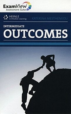 HEINLE Cengage Learning Intermediate Outcomes ExamView Assessment Suite Katerina Mestheneou - фото книги