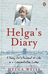 Helga's Diary : A Young Girl's Account of Life in a Concentration Camp - фото обкладинки книги