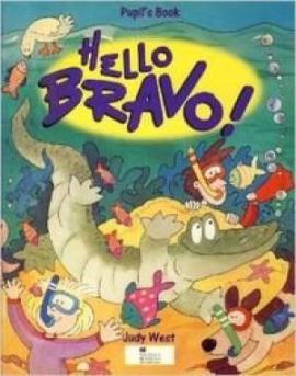 Hello bravo Pupil's Book - фото книги