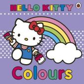 Hello Kitty: Colours. Board Book - фото обкладинки книги