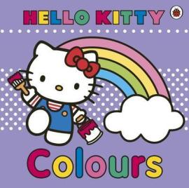 Hello Kitty: Colours. Board Book - фото книги