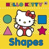 Hello Kitty: Shapes. Board Book - фото обкладинки книги
