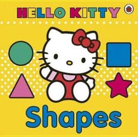 Hello Kitty: Shapes. Board Book - фото книги