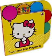 Hello Kitty: Touch-and-feel. Playbook - фото обкладинки книги