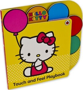 Hello Kitty: Touch-and-feel. Playbook - фото книги