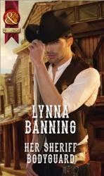 Her Sheriff Bodyguard - фото обкладинки книги