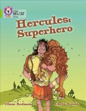 Hercules: Superhero - фото обкладинки книги