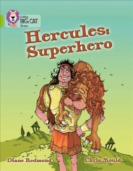 Hercules: Superhero - фото книги