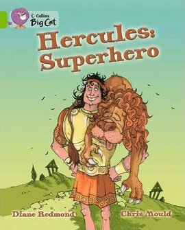 Hercules: Superhero. Workbook - фото книги