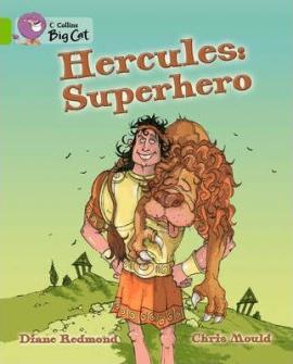 Hercules: Superhero. Workbook - фото книги