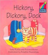 Hickory, Dickory, Dock Level 1 ELT Edition - фото обкладинки книги