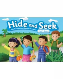 Hide and Seek 1 : British English - фото книги