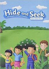 Hide and Seek 1: Class Audio CDs - фото обкладинки книги
