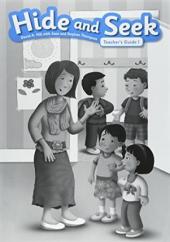 Hide and Seek 1: Teacher's Book - фото обкладинки книги