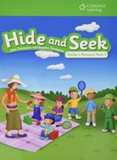 Hide and Seek 1: Teacher's Resource Pack - фото обкладинки книги