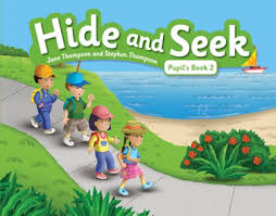 Hide and Seek 2: Activity Book with Audio CD - фото книги