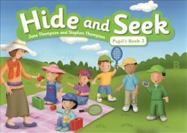 Hide and Seek 2: British English - фото книги