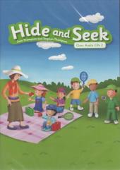 Hide and Seek 2: Class Audio CDs - фото обкладинки книги