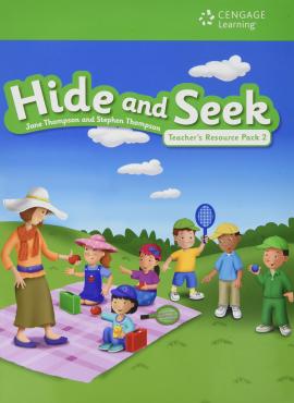 Hide and Seek 2: Teacher's Resource Pack - фото книги