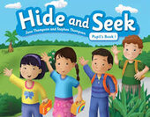 Hide and Seek 3: Activity Book with Audio CD - фото обкладинки книги