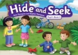 Hide and Seek 3: British English - фото книги