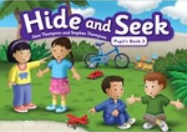 Hide and Seek 3: British English - фото книги
