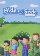Hide and Seek 3: Class Audio CDs - фото обкладинки книги