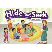 Hide and Seek 3: Teacher's Book - фото обкладинки книги