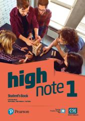 High Note 1 Student's Book - фото обкладинки книги