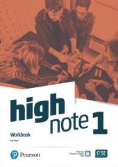 High Note 1 Workbook - фото обкладинки книги