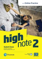 High Note 2 Student's Book with MyEnglishLab - фото обкладинки книги