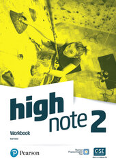 High Note 2 Workbook - фото обкладинки книги