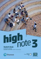 High Note 3 Student's Book - фото обкладинки книги