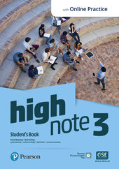High Note 3 Student's Book with MyEnglishLab - фото обкладинки книги