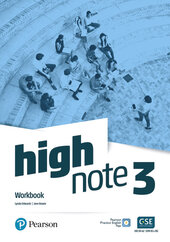 High Note 3 Workbook - фото обкладинки книги