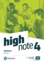 High Note 4 Workbook - фото обкладинки книги