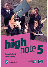 High Note 5 Student's Book with Online Resources - фото обкладинки книги
